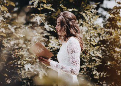 Gelofteboekje Kraft Ceremonie Vows Bruid