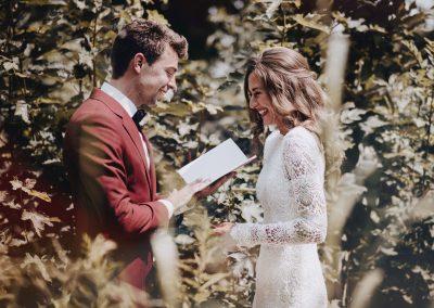 Gelofteboekje Kraft Ceremonie Vows Bruidspaar